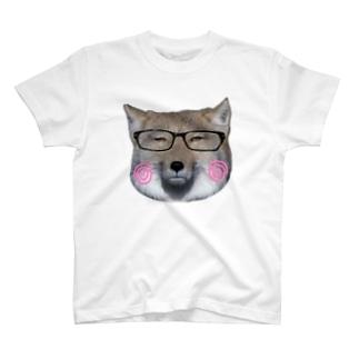 やさぐれ小町さん作成作品使用チベ子グッズ T-shirts