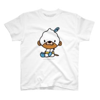 カワマジー座り(カラー) T-shirts