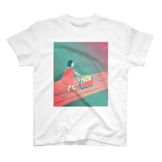 バレバレな密輸 T-shirts
