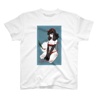 アクマコちゃん T-shirts