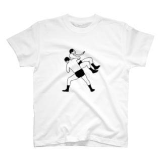 チョークスラム T-shirts
