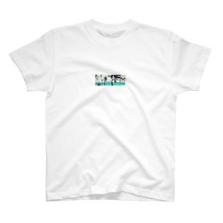 Palm Tree. T-shirts