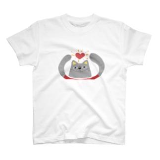 アイのカタチ T-shirts