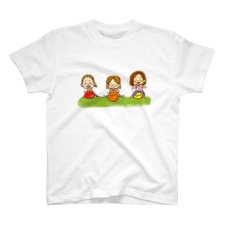 はずむヒト T-shirts