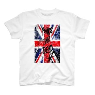 punks② T-shirts