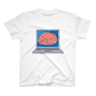 電脳ヒモムシTシャツ T-shirts