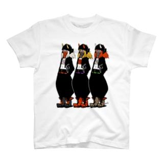 オニチュー! T-shirts