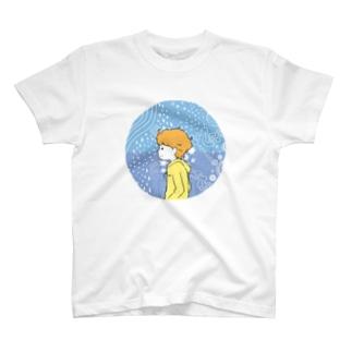 不器用なひと T-shirts