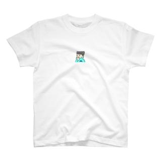 襟立ておじさん T-Shirt