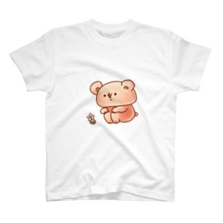 ズヌンバとお花 T-shirts