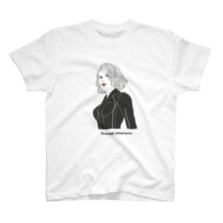 スカーレット T-shirts