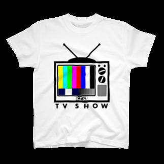 ░▒▓SMIRKWORM▓▒░のTV SHOW T-shirts