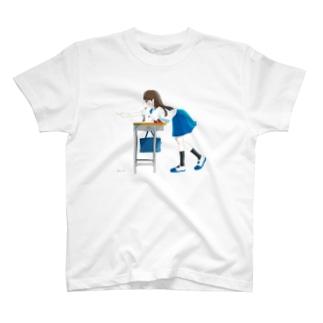 「誰かじゃなくあなたに愛されたい」 T-shirts