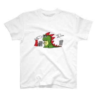 ゴジラくん T-shirts
