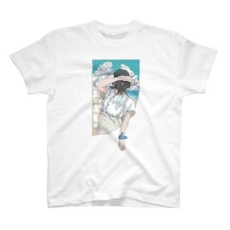 夏🦑 T-Shirt