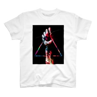 トライアングル係 T-shirts