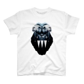 ふたあたまラクダ T-shirts