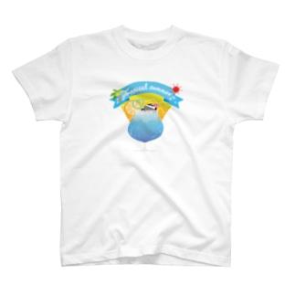 とろぴかばぶぺんさまー T-Shirt