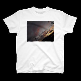 Rinの暖かい夕焼け T-shirts