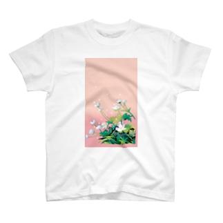 二輪草 T-shirts