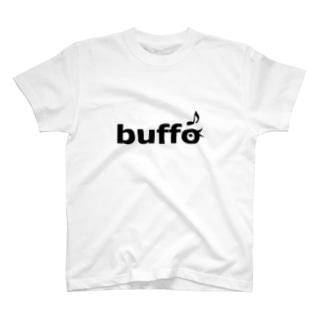 ふぁーむbuffoロゴTシャツ T-Shirt