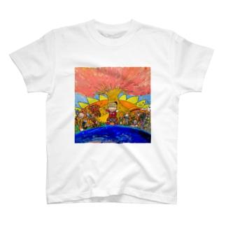 みんなの桜 T-shirts