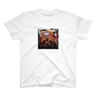 市場2(スペイン) T-shirts