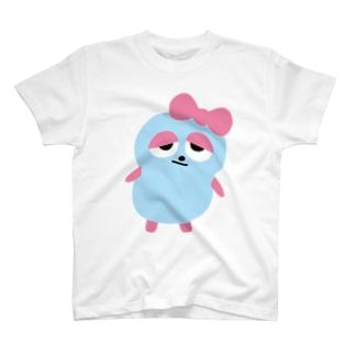 ひじょーに深刻な問題でしゅ T-shirts