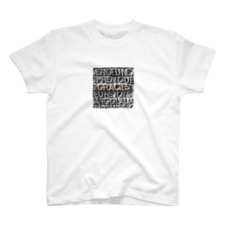 """""""ありがとう""""スペインより T-shirts"""