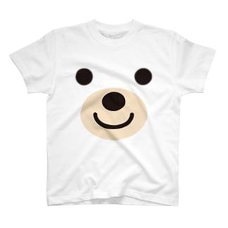 ベアー-animal up-アニマルアップ- T-shirts