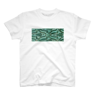 モロッコのタイル2 T-shirts