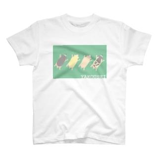 ハリネズミ T-Shirt