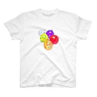 昭和の思い出『ヨーヨー釣り』 T-Shirt