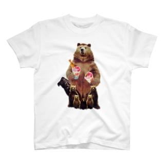 夏ベア T-shirts