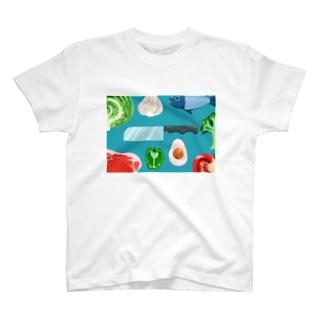 my knife T-shirts