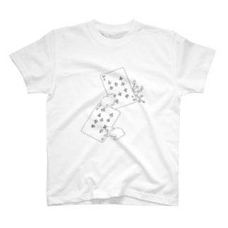 SCHINAKO'Sのクローバーどろぼう T-shirts