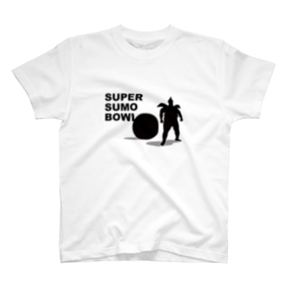 SUPER SUMO BOWL T-shirts