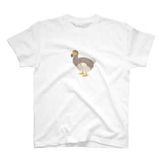 ドードー(小) T-shirts