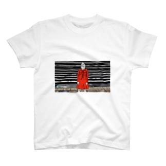 jk口裂け女 T-Shirt