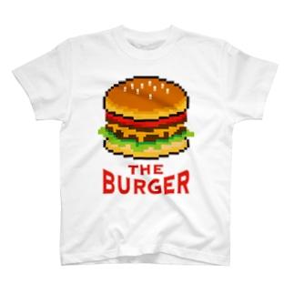 THE BURGER T-shirts