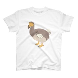 ドードー(大) T-shirts