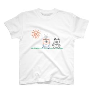 さんぽ T-shirts