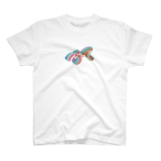 終盤「sake knows」 T-shirts