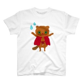 おばけTシャツ<でっかい赤殿中> T-Shirt