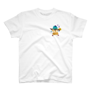 おばけTシャツ<からす天狗> T-Shirt