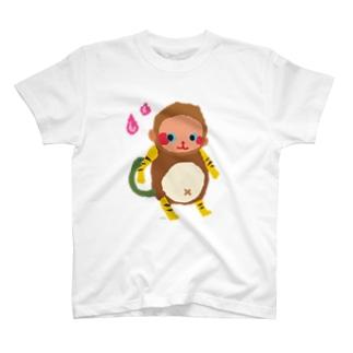 おばけTシャツ<でっかい鵺> T-Shirt