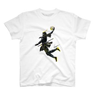Basketballer MASAMUNE T-shirts