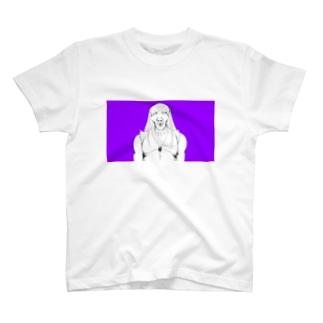 モブおじTシャツ「阿賀田陽平」 T-Shirt