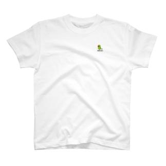 胸エンブレム・ワカケ(男子) T-shirts