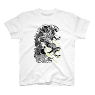龍と風 T-shirts